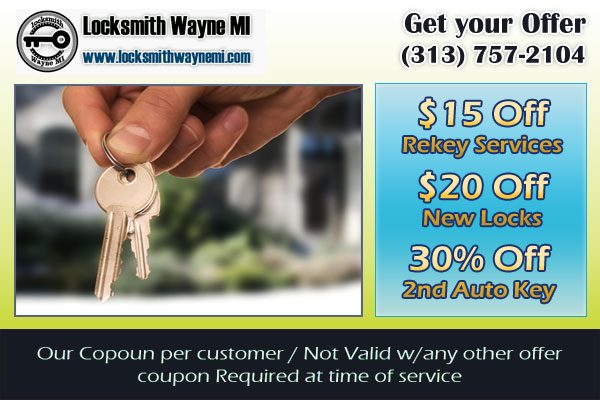 Locksmith Wayne MI Offer
